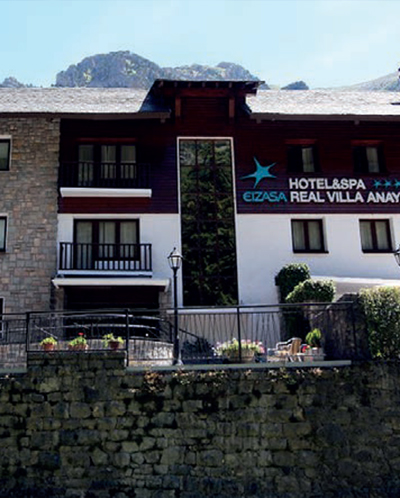 Hotel Spa Real Villa Anayet****